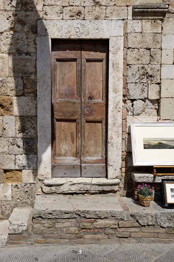 Itálie, San Gimignano