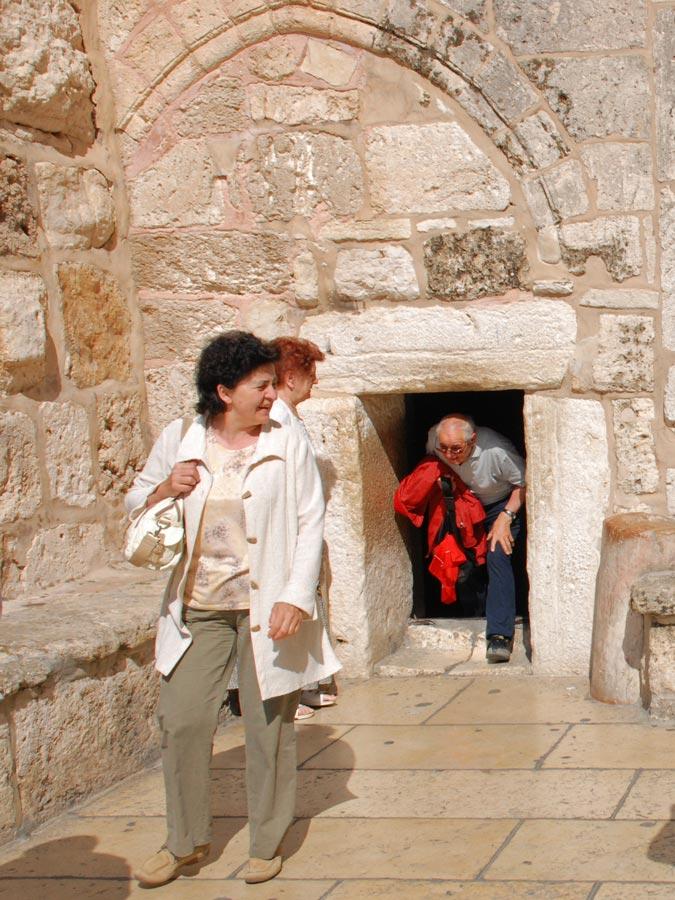 Izrael, Bethlehem, chrám Narození Páně