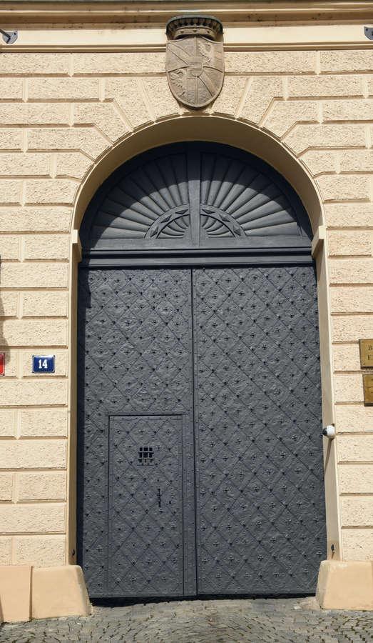 Praha, Malá Strana, Thunovský palác