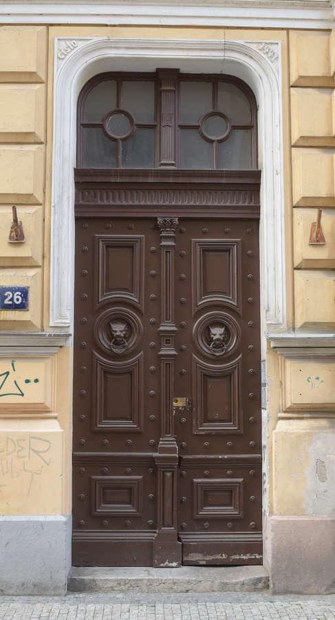 Praha, Nové Město, Ostrovní