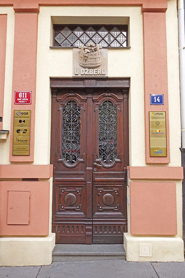 Praha, Nové Město, Štěpánská 14
