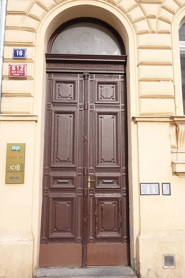 Praha, Nové Město, Štěpánská 16