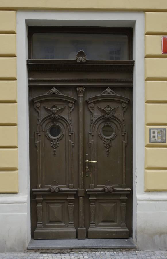 Praha, Holešovice, Ovenecká