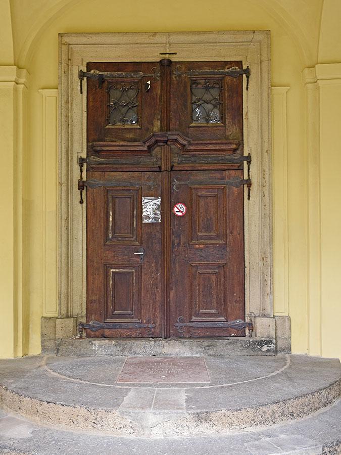 Praha, Nové Město, kostel sv. Kateřiny