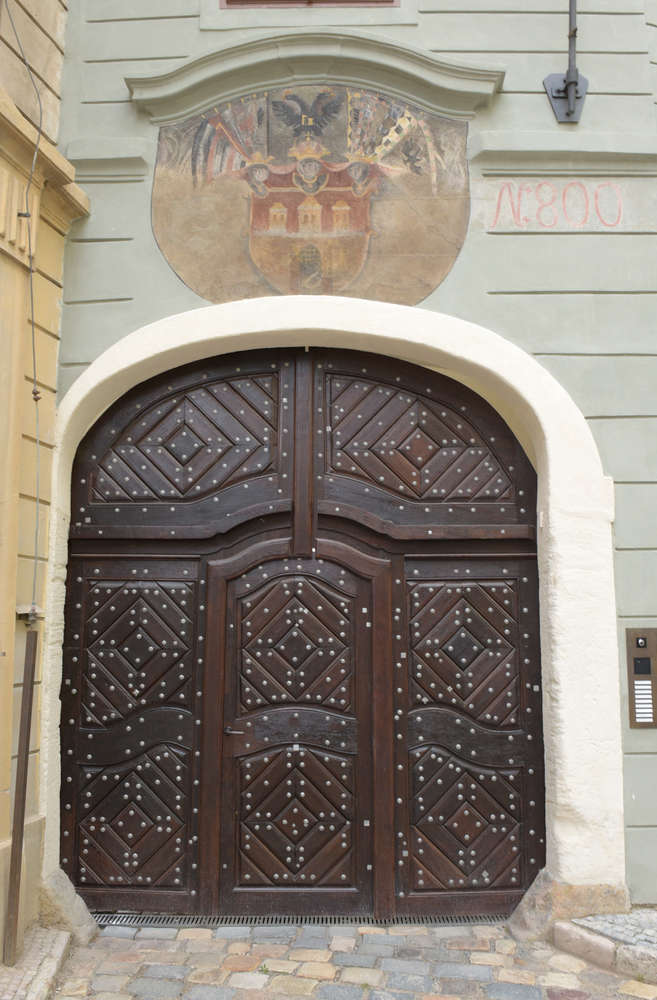 Praha, Staré Město, U Obecního dvora