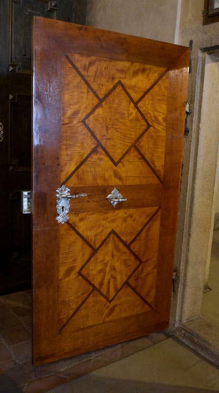 Pražský head, Starý královský palác