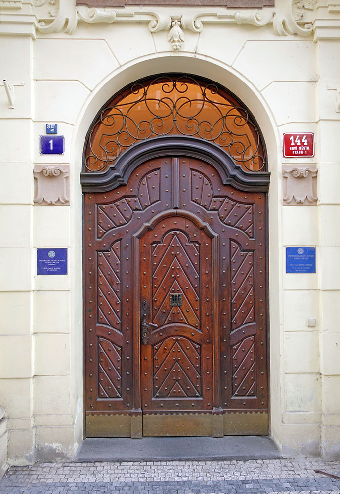 Praha, Nové Město, Voršilská