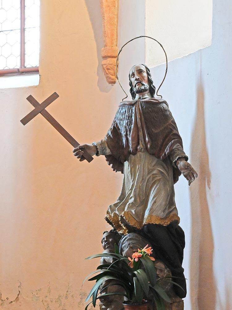 Nýrsko, kostel sv. Tomáše apoštola