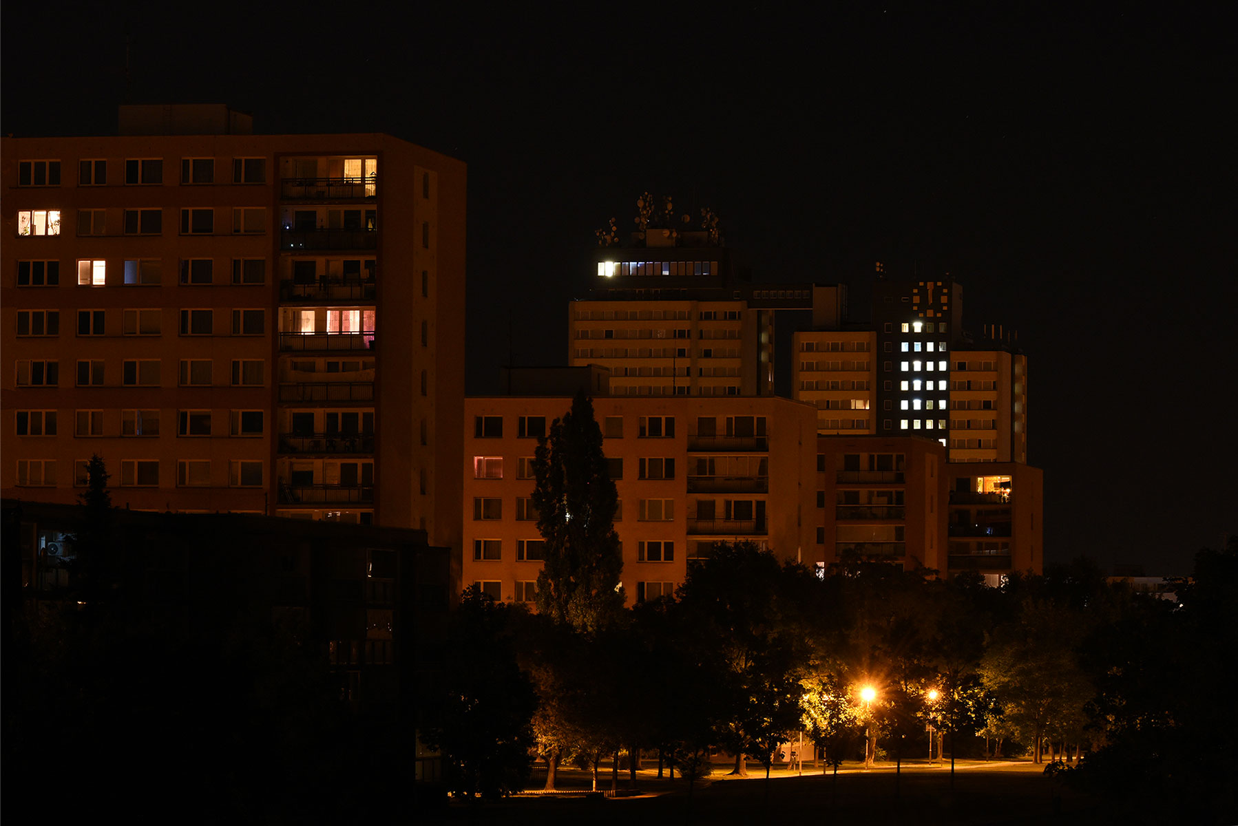Půlnoc