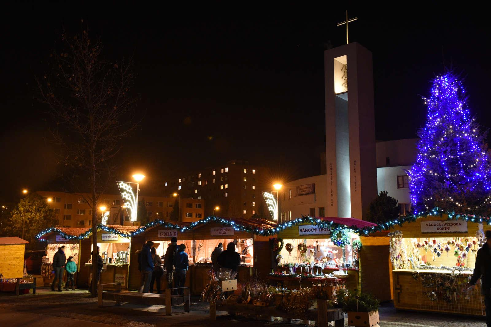 Vánoční trhy