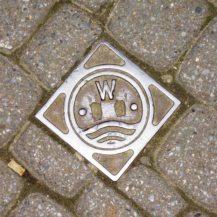 W, Namur, Belgie