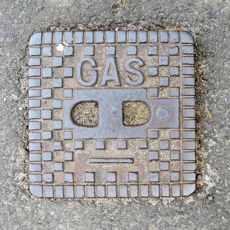 Gas, Dresden