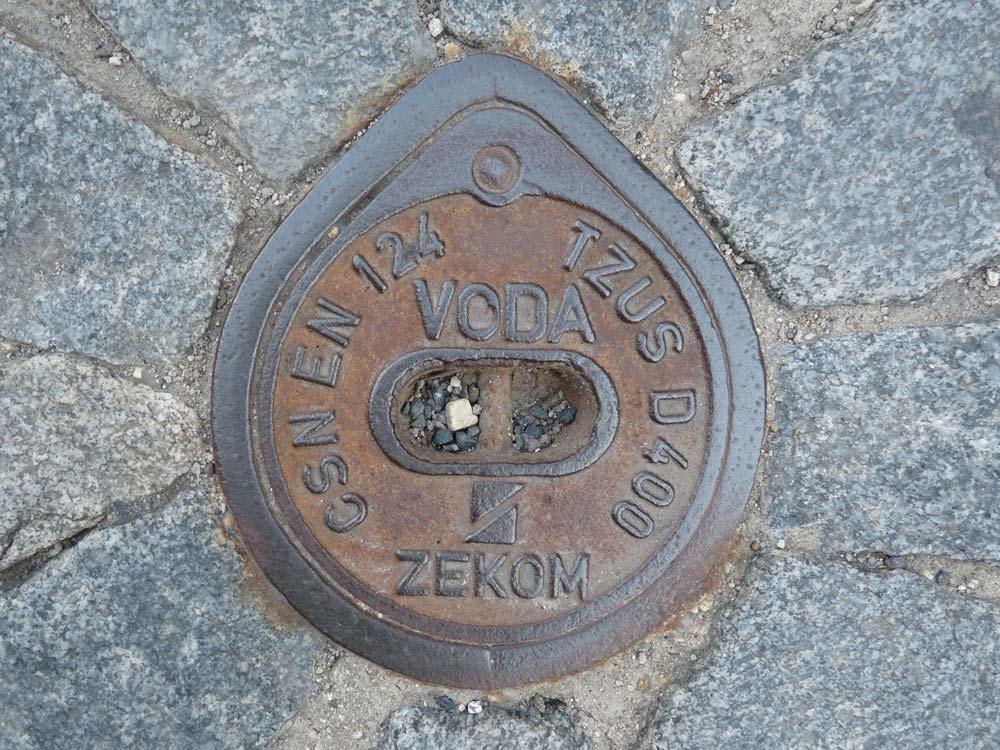 Voda, Zekom
