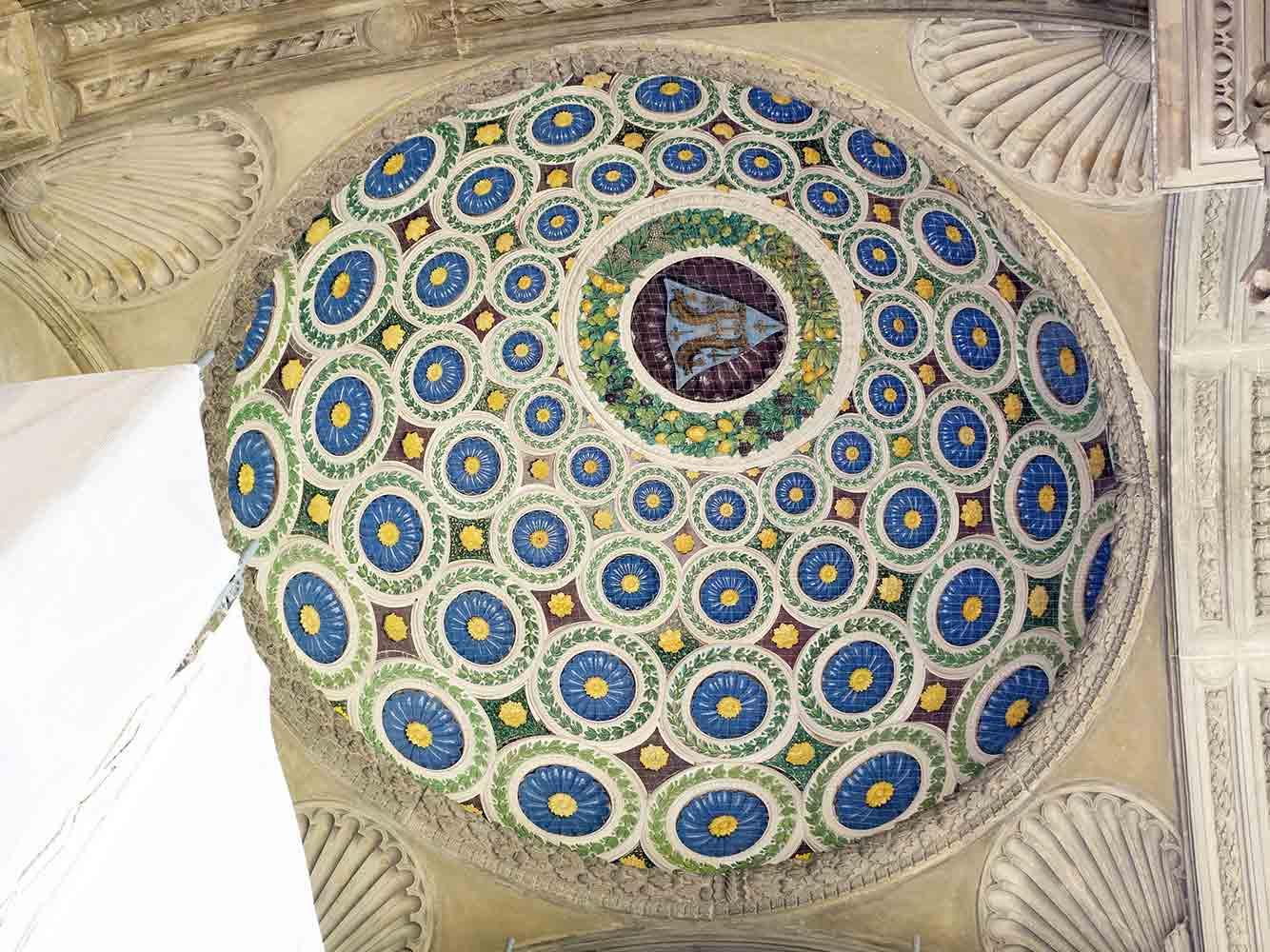 Florencie, Santa Croce, Cappella dei Pazzi