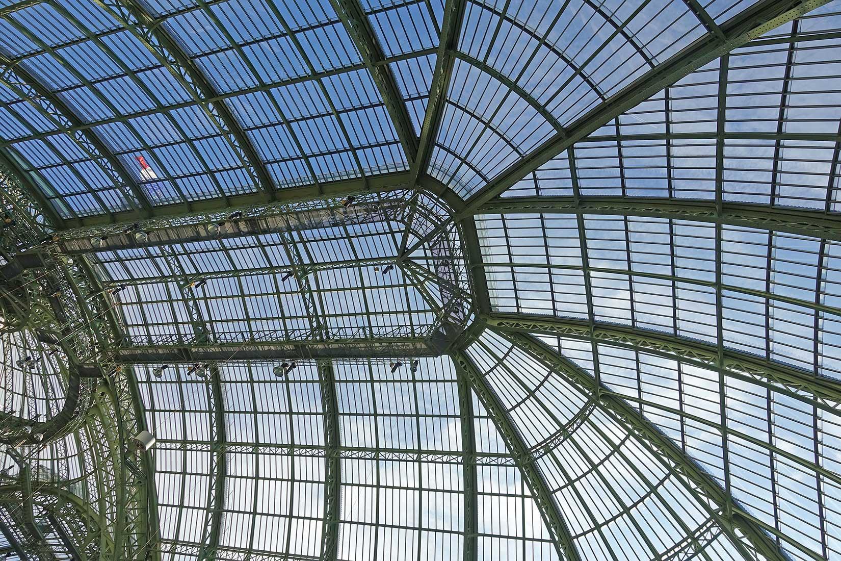 Paříž, Gran Palais