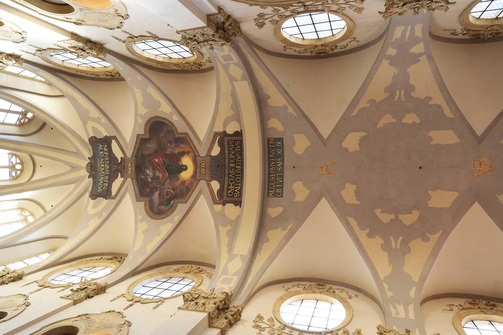 Praha, Staré Město, kostel U Salvátora