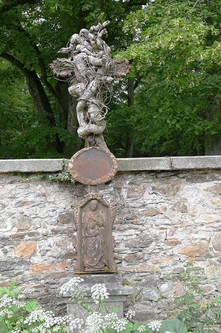Chudenice, hřbitov