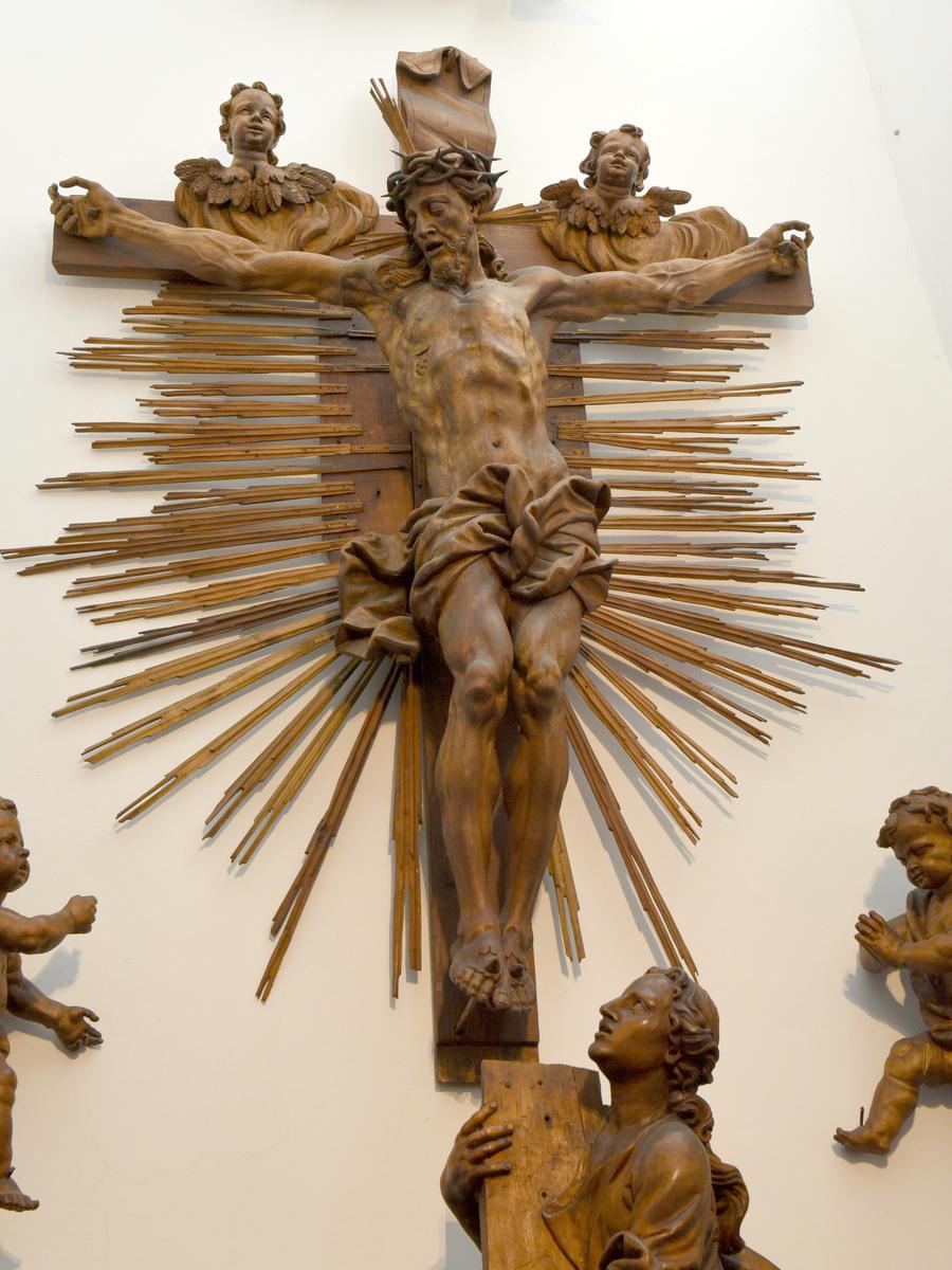 Rohrbachův oltář svatého Kříže, Uhrov