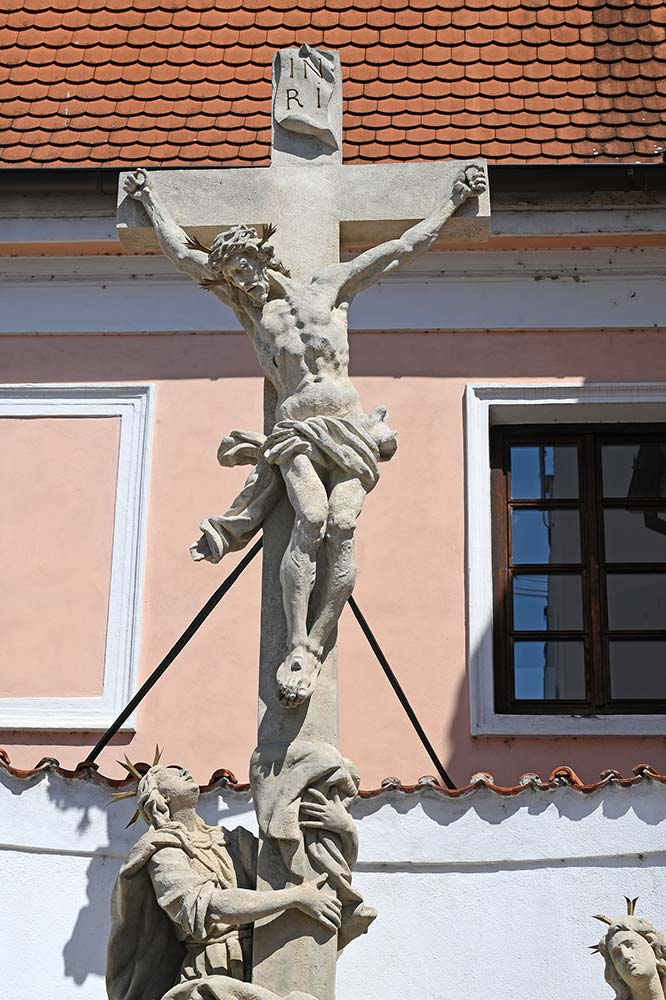 České Budějovice, Piaristické náměstí