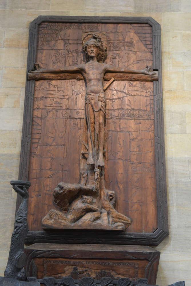 Praha, katedralála sv. Víta