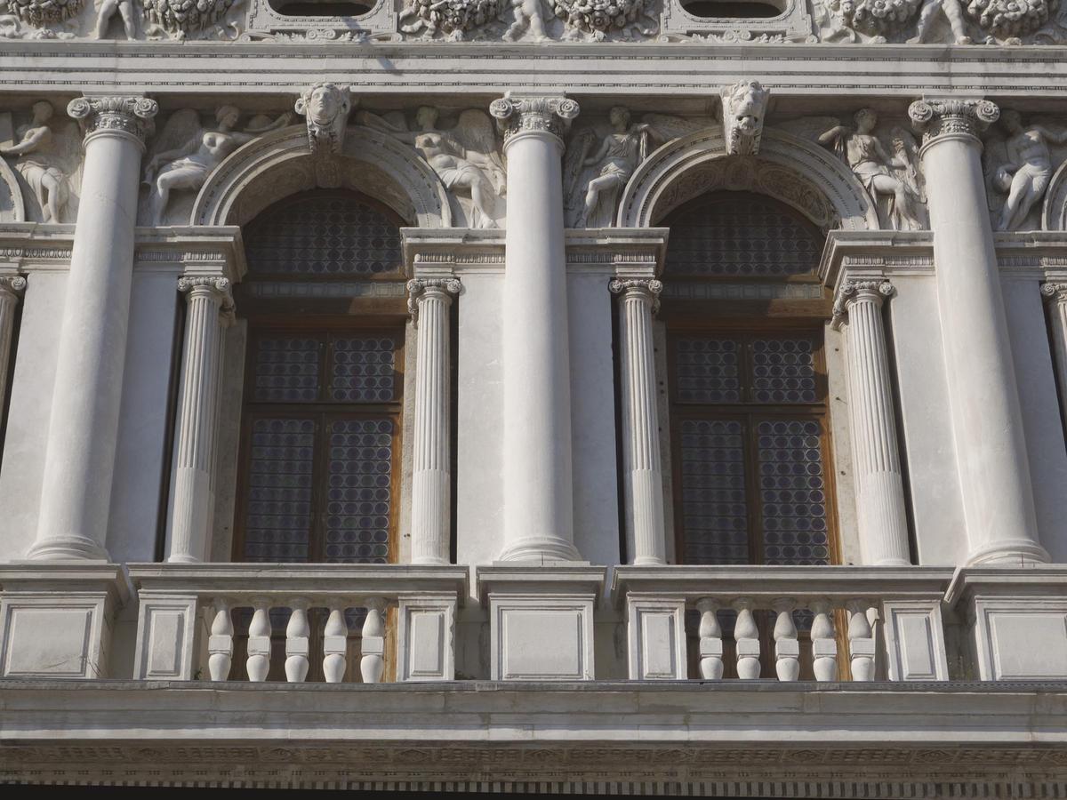 Benátky, Biblioteca Marciana