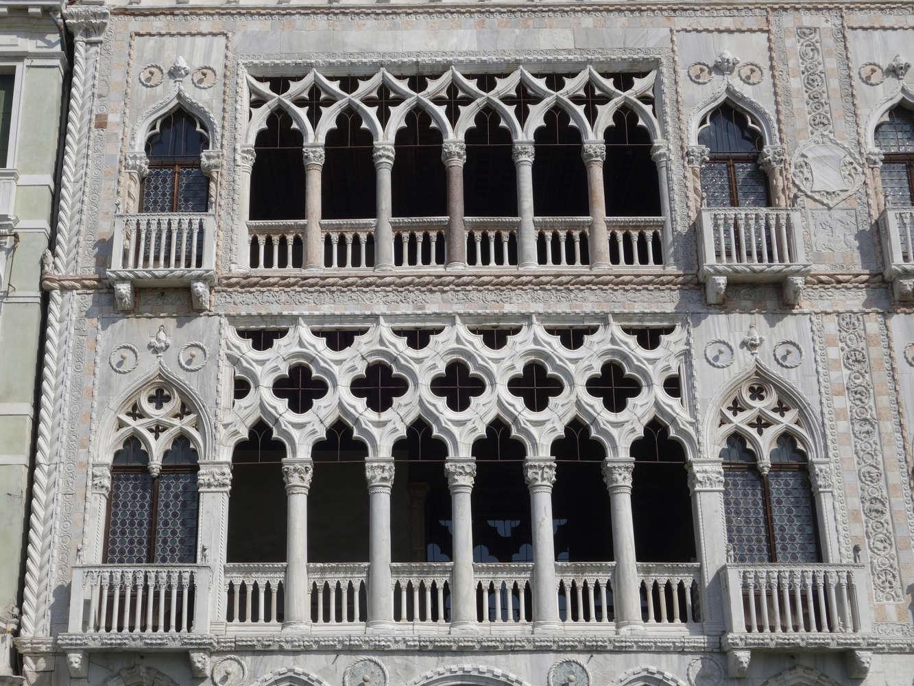 Benátky, Ca' d'Oro