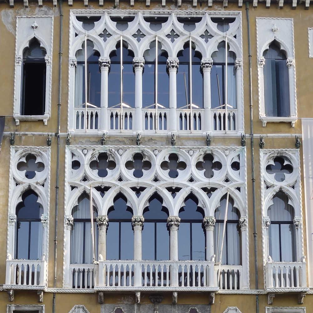 Benátky, Palazzo Cavalli-Franchetti