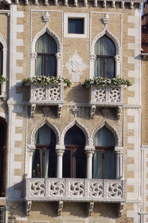 Benátky, Palazzo Contarini Fasan (Desdemona)