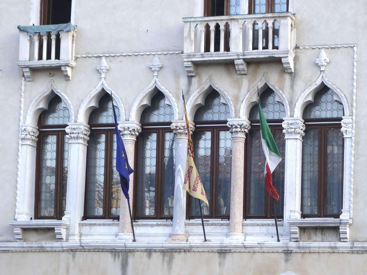 Benátky, Palazzo Foscari del Prà