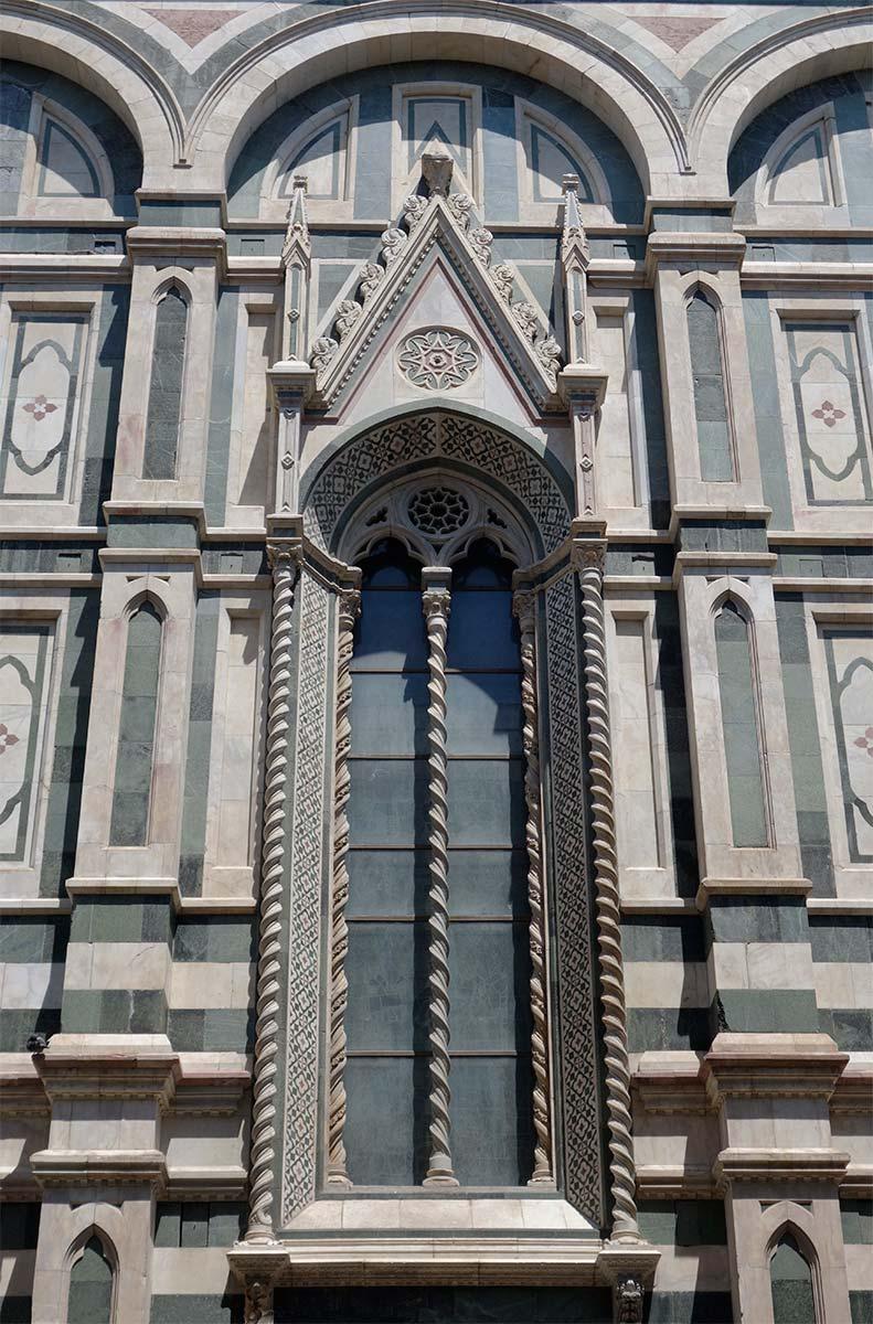 Itálie, Florencie, katedrála