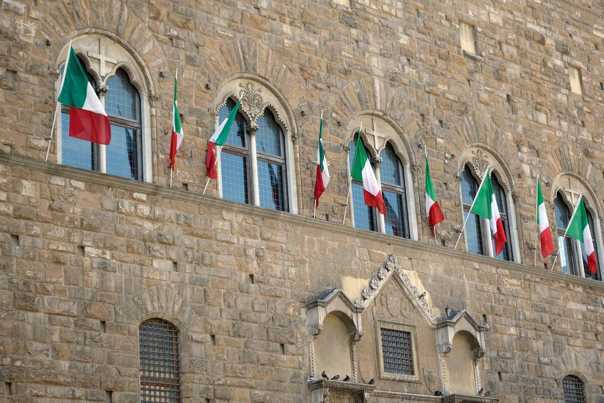 Florencie,  Palazzo Vecchio