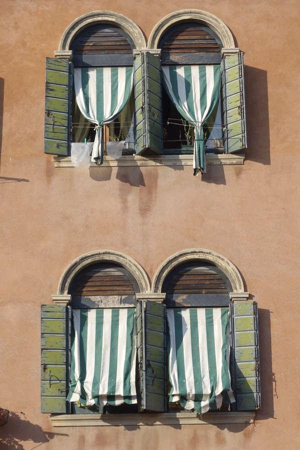 Itálie, ostrov Murano