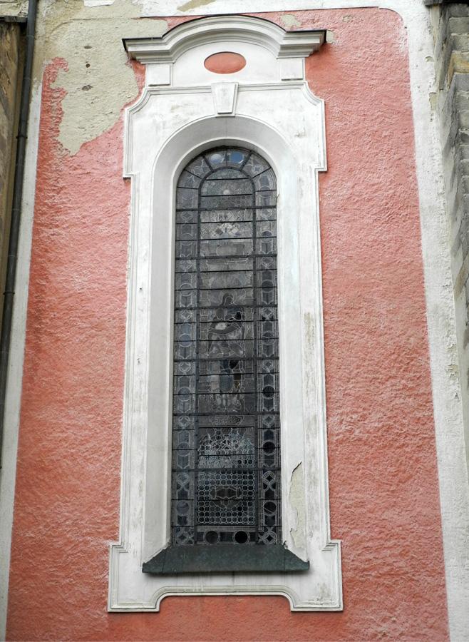 Domažlice, kostel narození Panny Marie