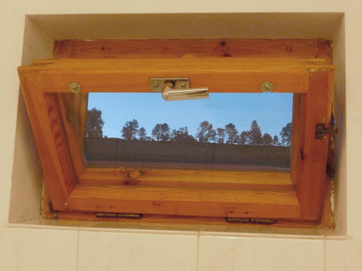 Ventilační okno
