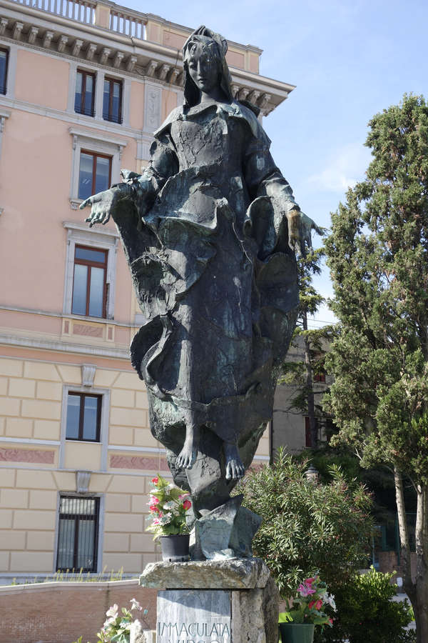 Benátky, Immaculata Virgo