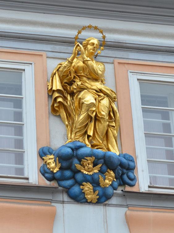 Betlémské nám., Praha