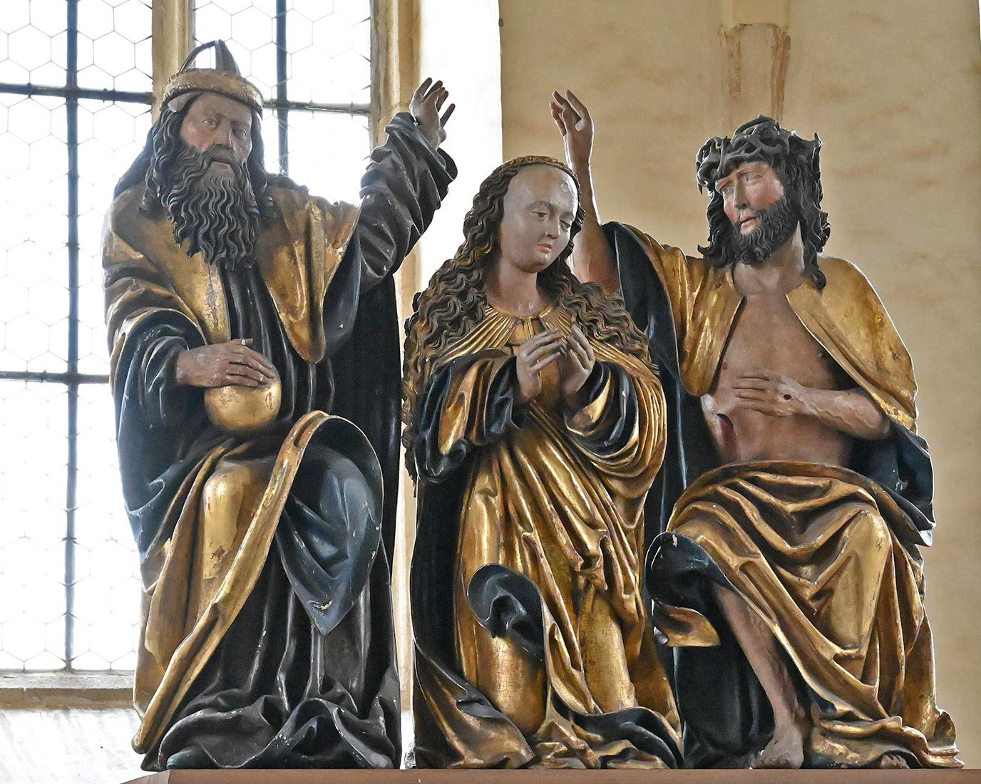 Korunování Panny Marie, hrad Švihov