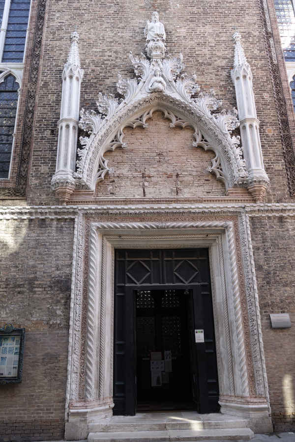 Benátky, Chiesa di San Stefano