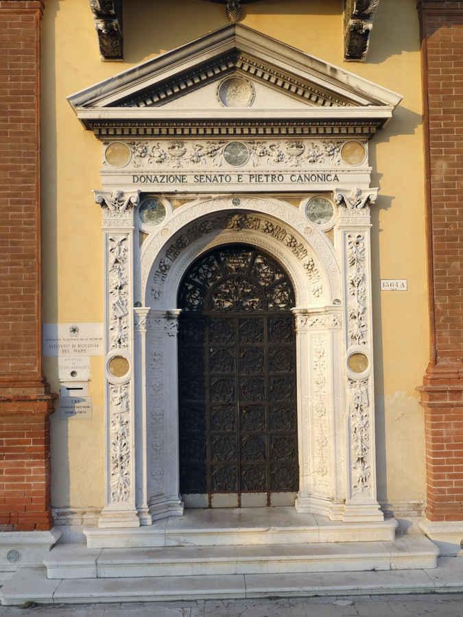Benátky, Instituto di Biologia del Mare