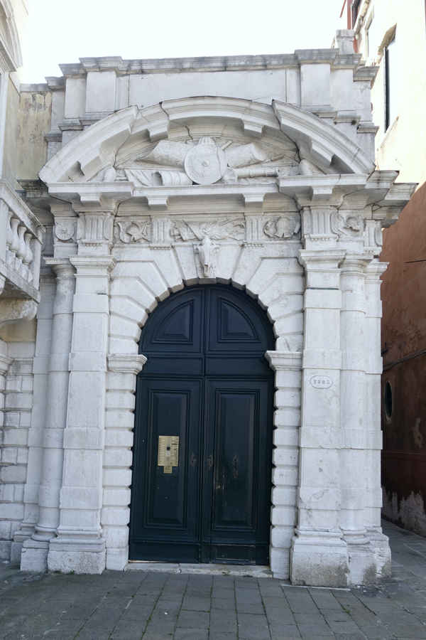 Benátky, Palazzo Morosini Gatterburg