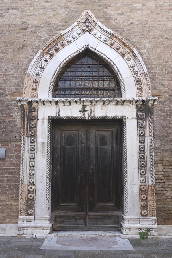 Benátky, Chiesa di San Gregorio