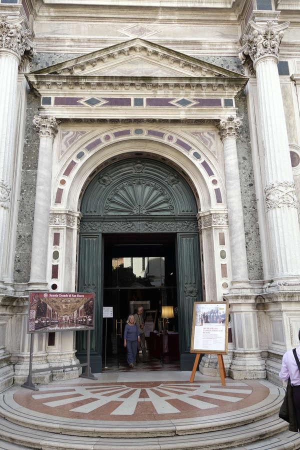 Benátky, Scuola Grande di San Rocco