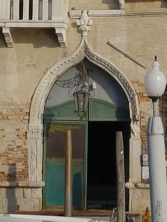 Benátky, palác Donà dalle Trezze