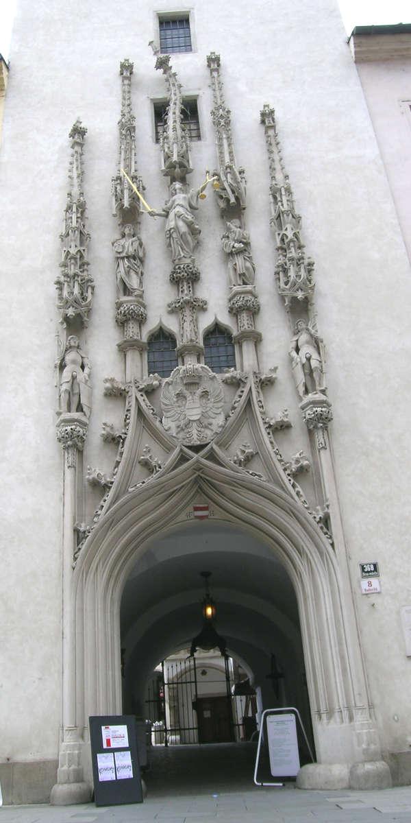 Brno, Stará radnice