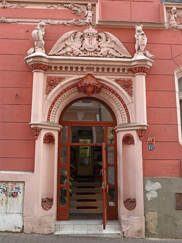 Děčín, Řetězová