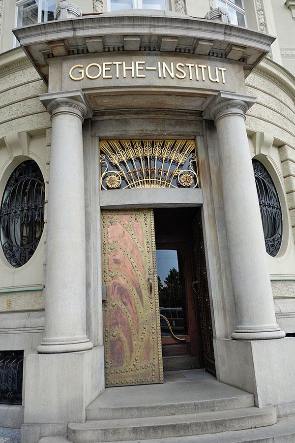Praha, Nové Město, Masarykovo nábř.