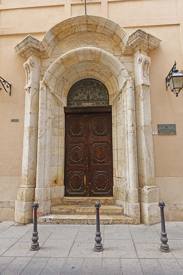 Sardinie, Cagliari