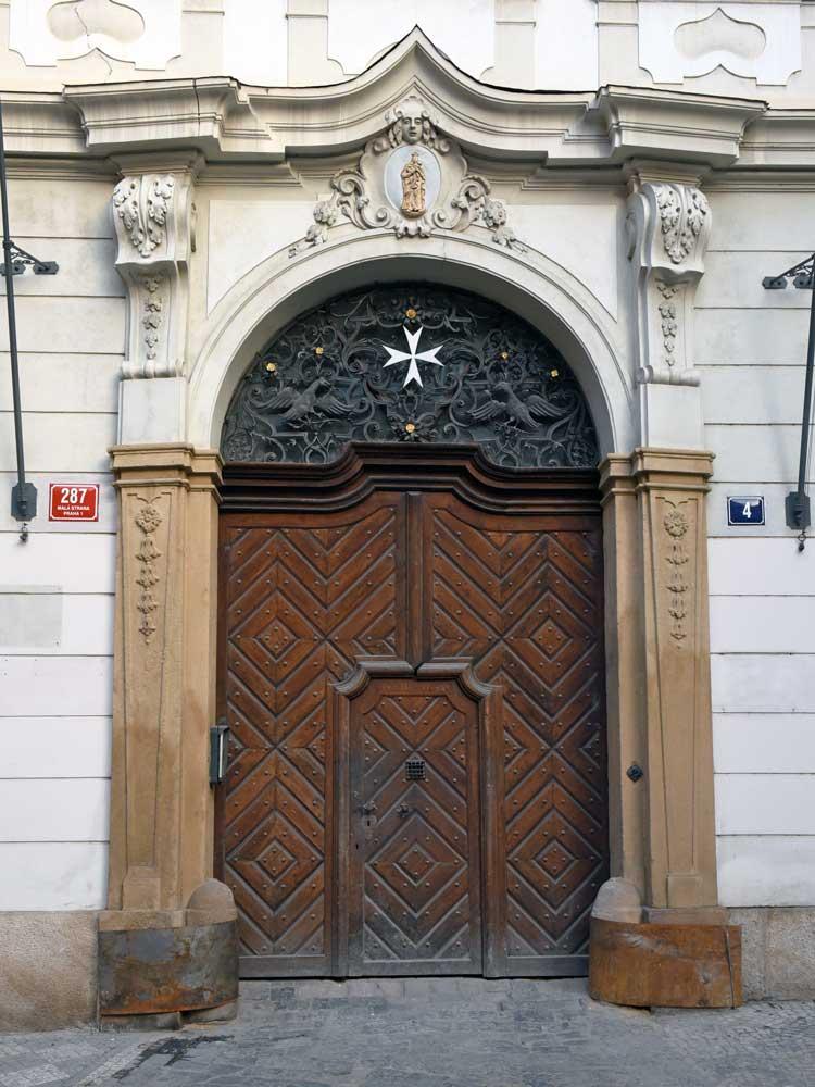 Praha, Malá Strana, Lázeňská