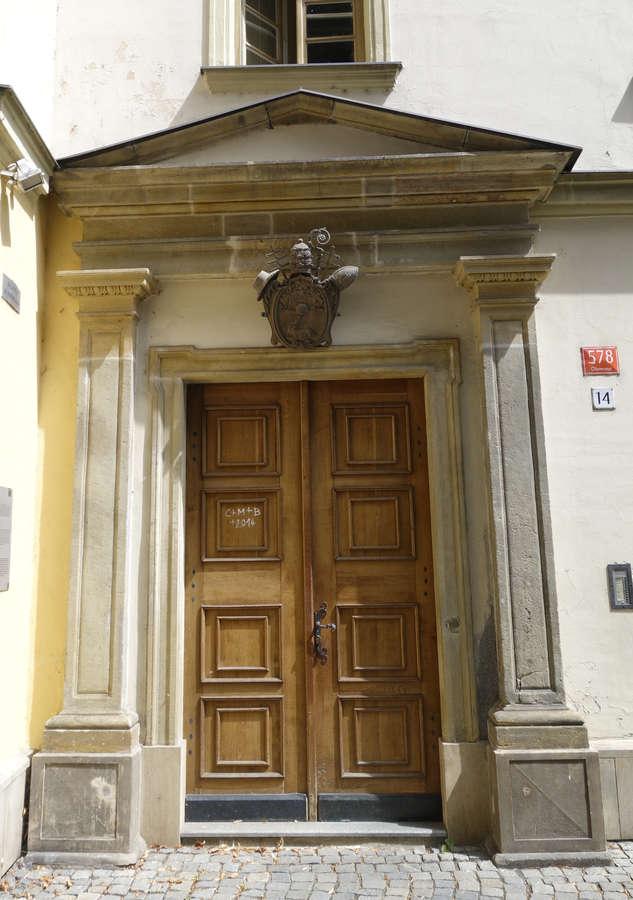 Olomouc, dominikánský klášter