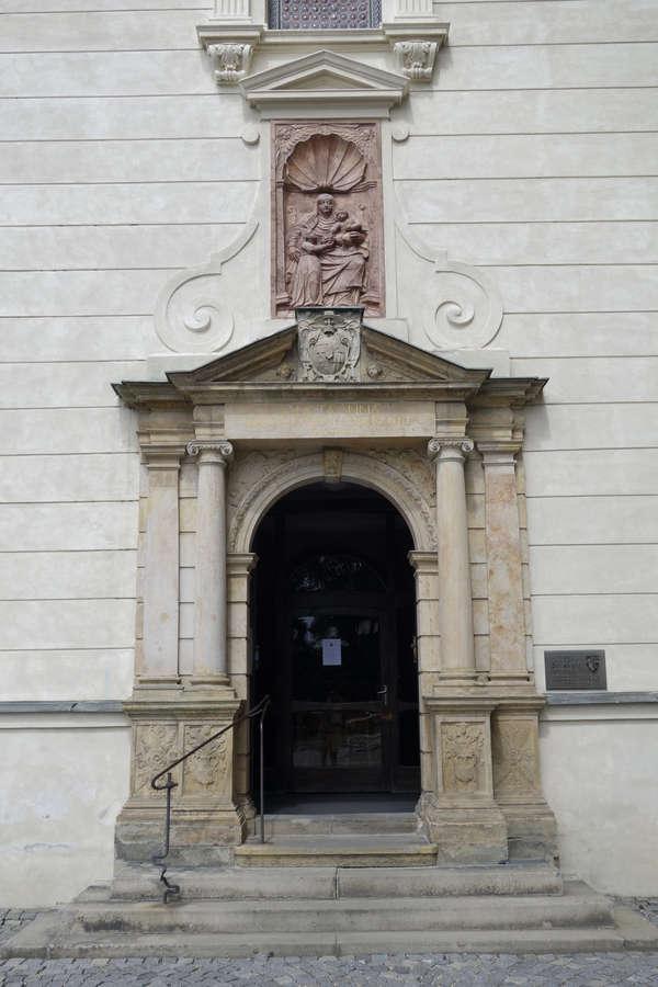 Olomouc, kostel sv. Anny